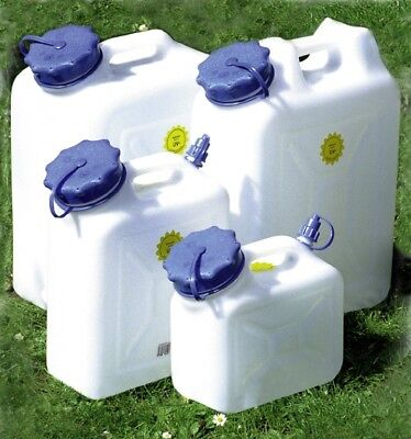 Hünersdorff Wide-neck Cans Water Canister 5 Liter