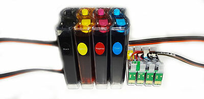 UV dye ink ciss cis ink system for epson workforce 2650 2660