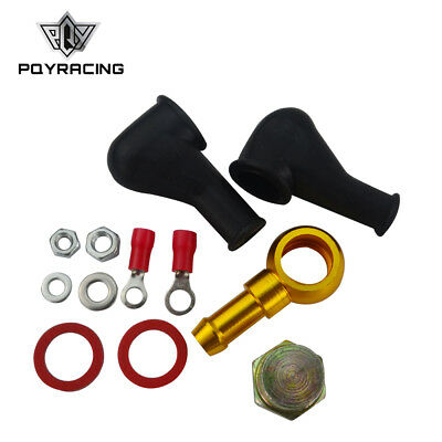 044 Fuel Pump Banjo Cap Nut Hose Pipe Adaptor Fitting Kit Outlet Tail End