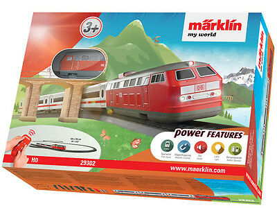 Märklin 29302 Startset InterCity Batterie Märklin my World H0