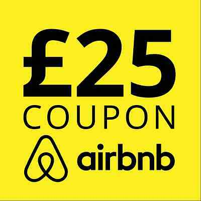 AirBnb £25 DISCOUNT CODE. air bnb hotel holiday home