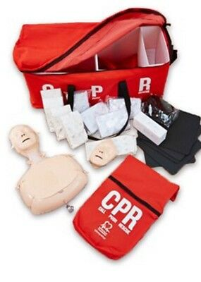 Laerdal British Heart Foundation CALL PUSH RESCUE CPR KIT