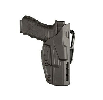 Safariland 7377-83-411 Right Black ALS Concealment Belt Holster For Glock 17/22