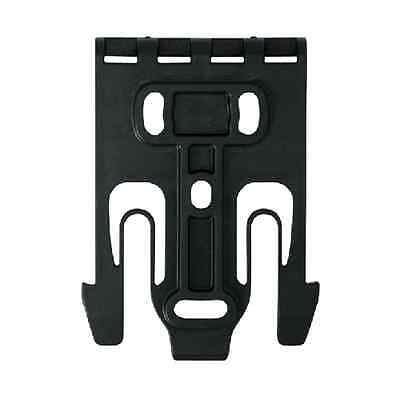 Safariland 6004-19-2 Black QLS 19 Duty Holster Locking Fork - MOLLE Compatible