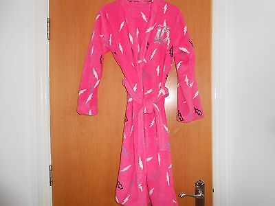 Lovely Girls Marks and Spencer 1D Housecoat, Pink, age 11-12, BNWT