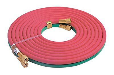 Lincoln Electric KH578 Oxy Acetylene Hose Cutting Twin 1 4 Victor Gas Kit 25ft
