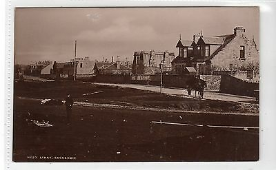 WEST LINKS, COCKENZIE: East Lothian postcard (C10512)