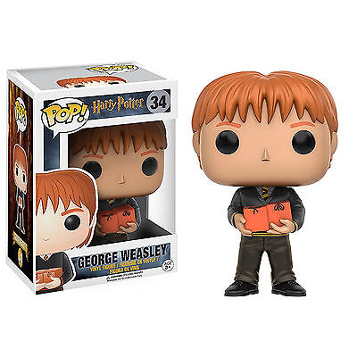 Funko Harry Potter POP George Weasley Vinyl Figure NEW Toys Collectibles