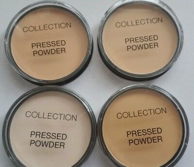 Collection Pressed Powder 17g