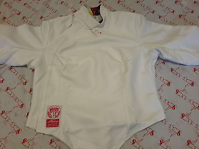 Allstar Athens Fencing Jacket Female Size 44 Left Handed