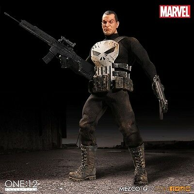 Punisher Cloth MEZCO TOYS