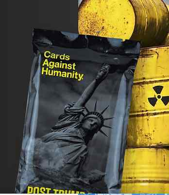 Cards Against Humanity Expansion: Post Trump Pack 25 Cards About Donald Trump