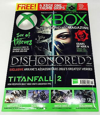 Xbox The Official Magazine #143 - Free Gift! (Brand New Back Issue)