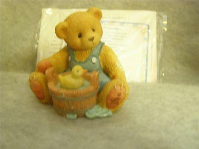 Cherished Teddies By Enesco >> Robert