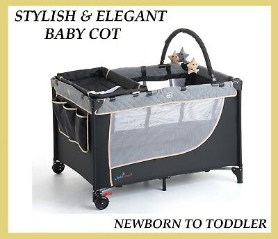 New 9 in1 Baby Portacot playpen bassinet,Removable Playmat With Change table