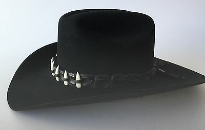 Stetson Marshal San Angelo  Justified collection 7 1/2  60 cm 100%wool USA made