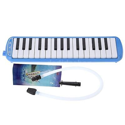 32 Piano Keys Melodica Musical Instrument for Kids Children Students Gift C3U4