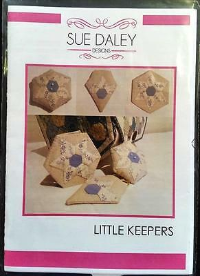 English Paper Piecing Sue Daley Little Keepers