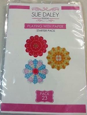 English Paper Piecing Sue Daley Playing With Paper Starter Pack #23