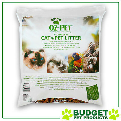 Oz-pet Cat Litter 5kg