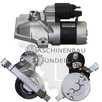 Audi A3 Ford Galaxy Seat Alhambra Vw Bora Golf Sharan Anlasser Starter Neu New!!