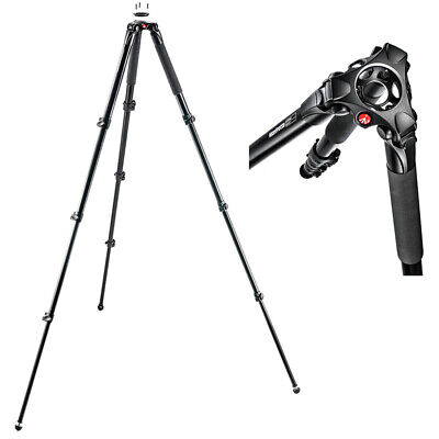 New In Box Manfrotto MVT535AQ Aluminum Tripod Legs with 75mm Bowl support 20KG