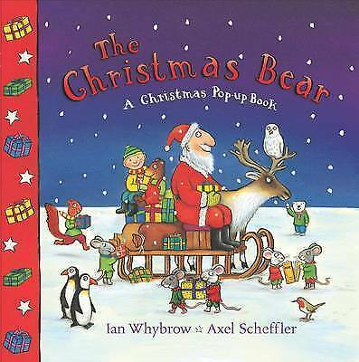 The Christmas Bear BRAND NEW BOOK by Ian Whybrow (Paperback, 2005)