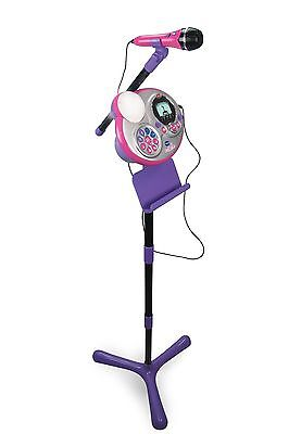 Vtech Kids Super Star Toy Microphone Mic Sing Along Favourite Songs NEW