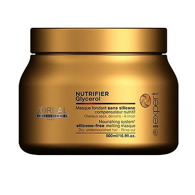 LOREAL Professionnel Nutrifier Masque Mask Glycerol & coconut oil 500 ml