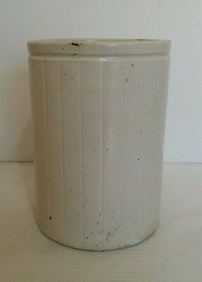 Vintage Stoneware Hartley Jam Jar