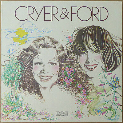 LP Cryer & Ford - Cryer & Ford - OIS - USA 1975 - NM