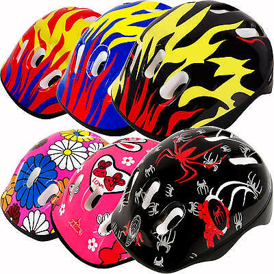 Girls Boys Kids Protective Helmet for Roller Skating Cycling