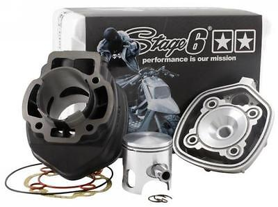 S6-7214043 Gruppo Termico Stage6 Street Race 70Cc D.47 Piaggio Zip Sp 50 2T Lc 2