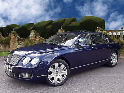 Bentley Flying Spur 6.0 4dr, ELECTRIC GLASS SUNROOF