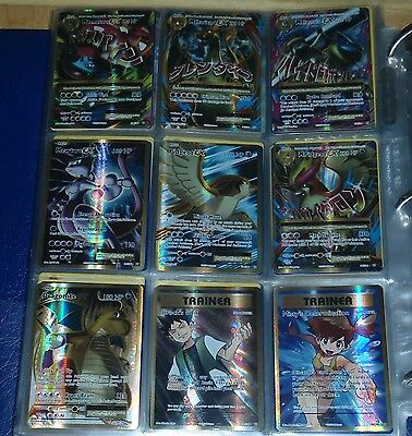 XY Evolutions COMPLETE MASTER Card Set NEAR MINT (Mega Charizards) Pokemon Cards