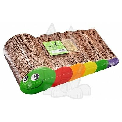 CAT Scratch and rest bug cat scratching board recycled