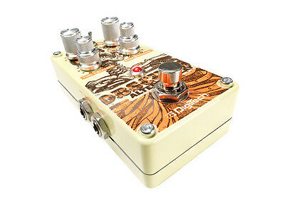 DigiTech Obscura Altered Delay Guitar Effects Pedal!