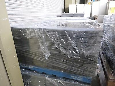 Pallet of EcoWorx Carpet Tiles(120 Sq Metre) 600mm X 600mm Dark Grey Fabric