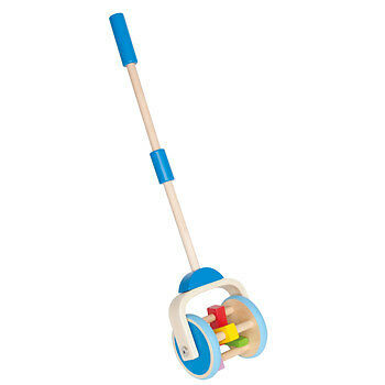 Hape: Wooden Push Lawnmower