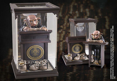 Harry Potter : GRINGOTTS GOBLIN Magical Creatures from The Noble Collection NOB7