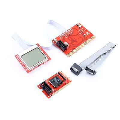 Laptop PC Computer Mini PCI Motherboard Diagnostic Tester Analyzer Post Card