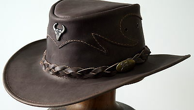 Jacaru  Bufflo Brown Large hat    Rodeo Taxes Cowboy Western SPECIAL hats
