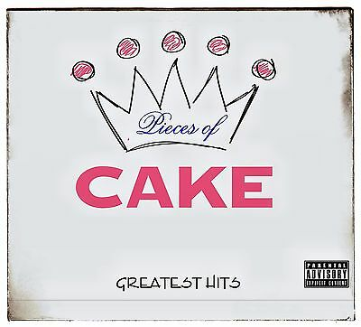 Cake  Pieces of Cake: Greatest Hits [Best Of Cake] 2015, CD Limited Release