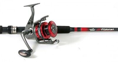 "Jarvis Walker Fishunter Ultimate Rod and Reel Spin Combo 6'6"" BRAND NEW"