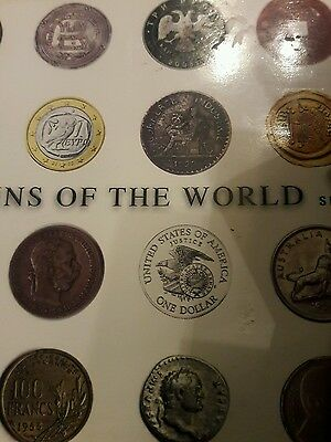 Coins of the World S forty
