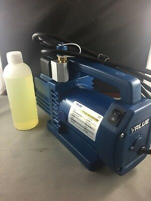 AIR CONDITIONER  FRIDGE VACUUM PUMP   V-i115S-M  1 STAGE 1.5CFM 1/5HP 3.5KG