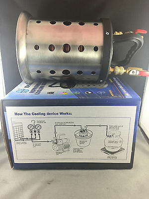 Air Conditioner & Commercial  Fridge Refrigerant Cooling Device  Wk-Rc225