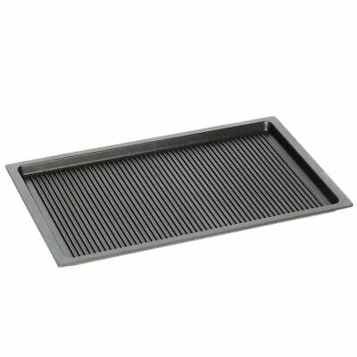 AMT Gastronorm GN 1/1 - I-25333-Grill Induktion 53 x 32 cm Aluguss & Grillboden
