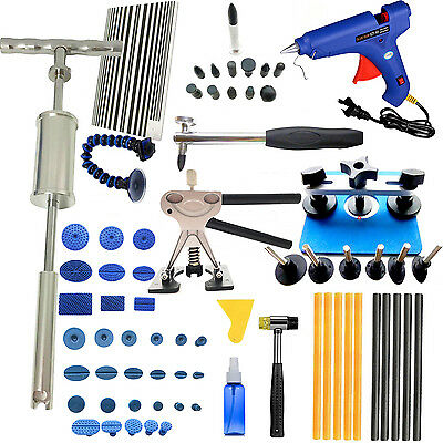 Dent Herramientas Hail Dent Repair Tool PDR Kit Dent Lifter Slide Hammer Kits