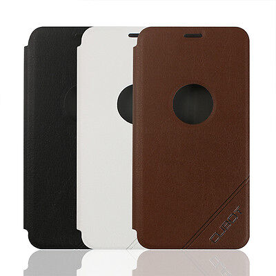 Original Soft PU Leather Case for Cubot Manito Flip Cover Shell Protective Cas